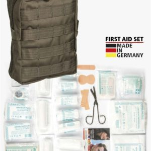 First Aid Set Oliv 43