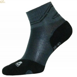 Wisport Summer Light Socken Schwarz