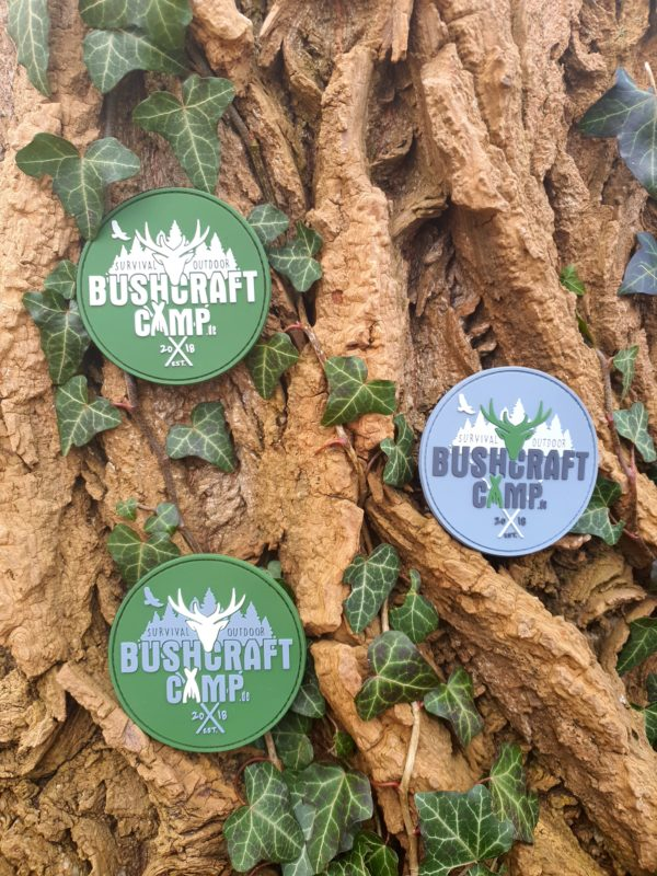 Bushcraftcamp Patches