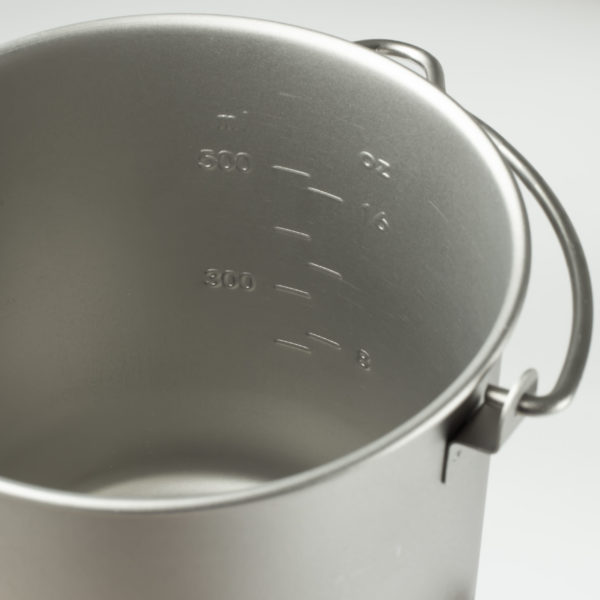 Eagle Products Titan Becher